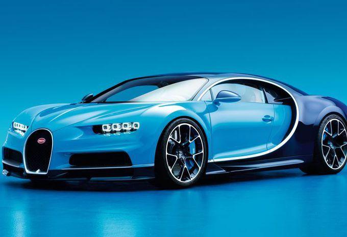 Une Bugatti Chiron aussi hors norme que la Veyron 8