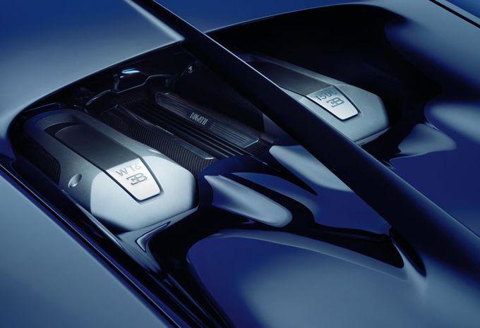 Une Bugatti Chiron aussi hors norme que la Veyron 10