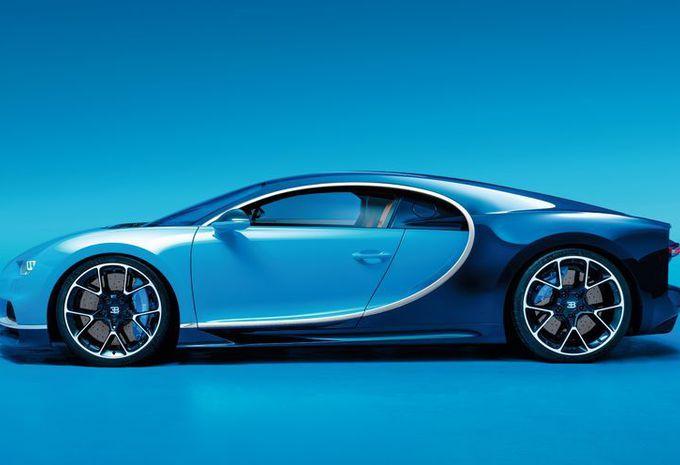 Une Bugatti Chiron aussi hors norme que la Veyron 13