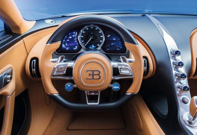 Une Bugatti Chiron aussi hors norme que la Veyron 16