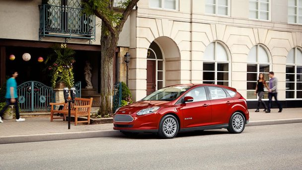 Ford Focus Electric Drive