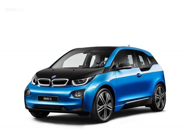 BMW annonce une plus grande autonomie pour la i3