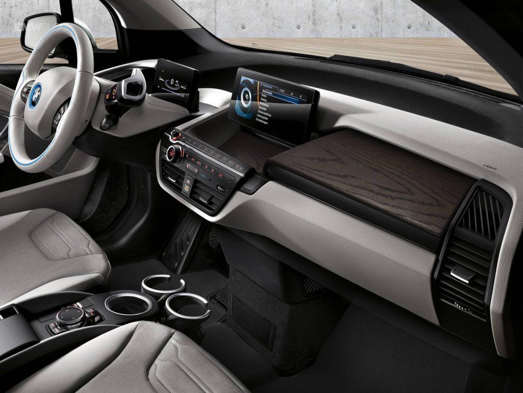 BMW annonce une plus grande autonomie pour la i3 2