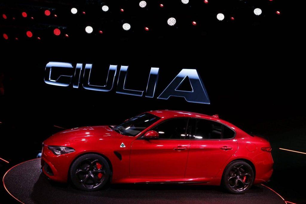 Une année après sa présentation, l'Alfa Romeo Giulia arrive en France
