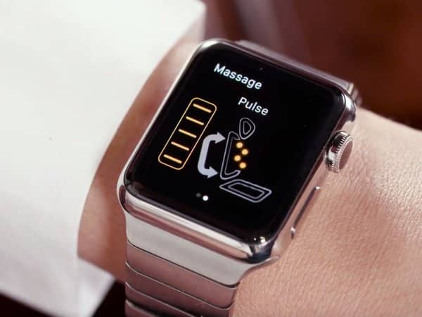 Avec votre Apple Watch, contrôlez votre Bentley Bentayga
