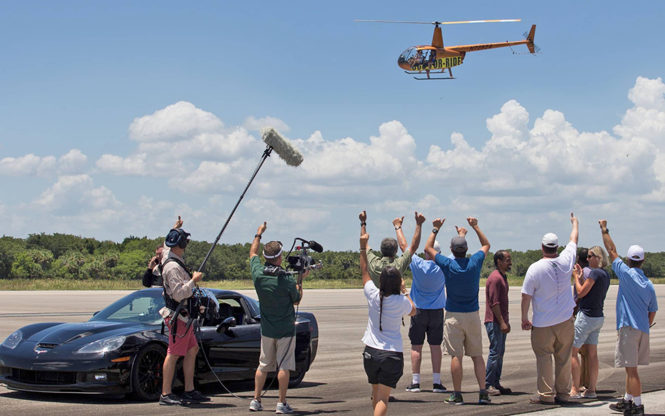 GXE : record du monde de vitesse pour une voiture électrique, 330,9 km/h 2