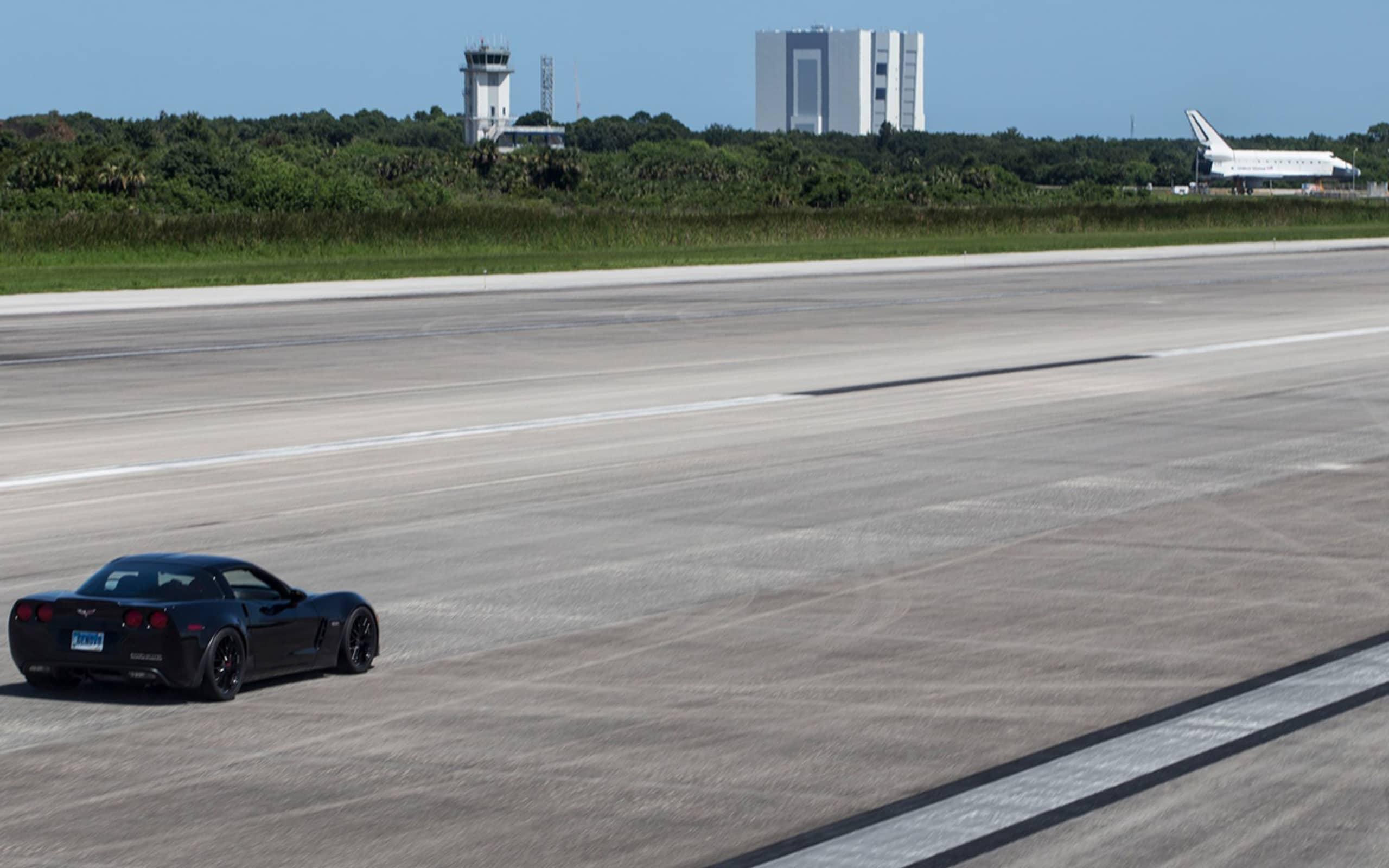GXE : record du monde de vitesse pour une voiture électrique, 330,9 km/h 4