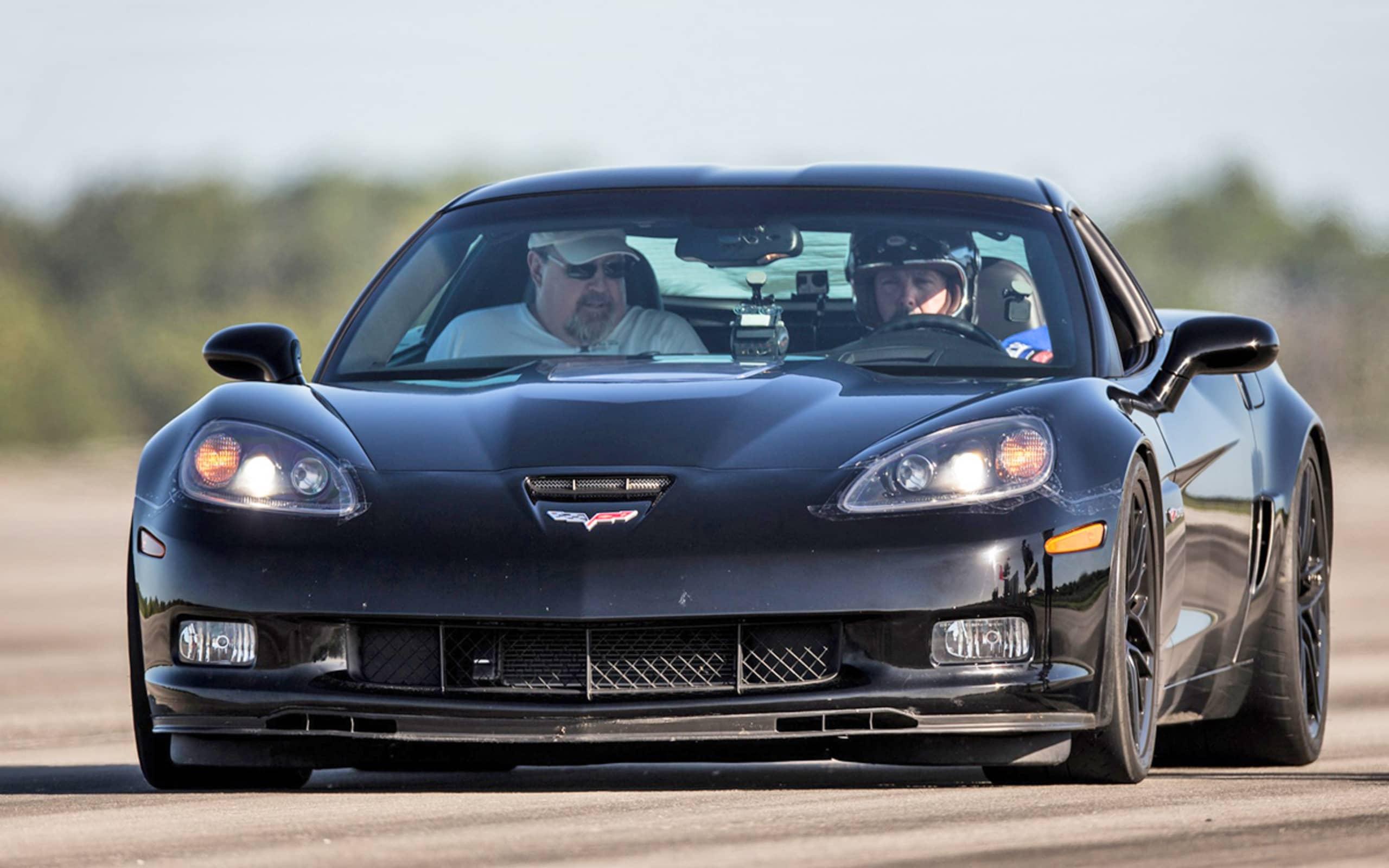 GXE : record du monde de vitesse pour une voiture électrique, 330,9 km/h 5