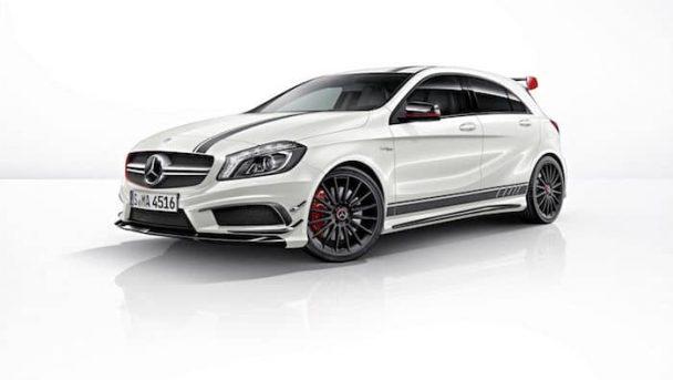 La prochaine Mercedes A45 AMG pourrait avoir plus de 400 ch