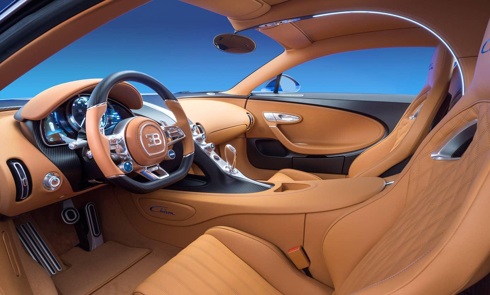 Une Bugatti Chiron et une Bugatti Vision Gran Turismo pour un seul acheteur saoudien 4