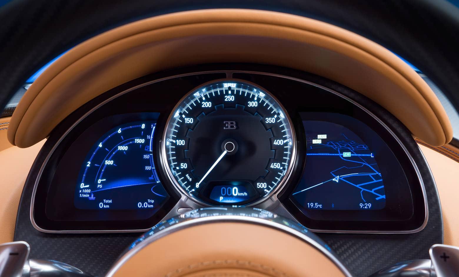 Une Bugatti Chiron et une Bugatti Vision Gran Turismo pour un seul acheteur saoudien 5
