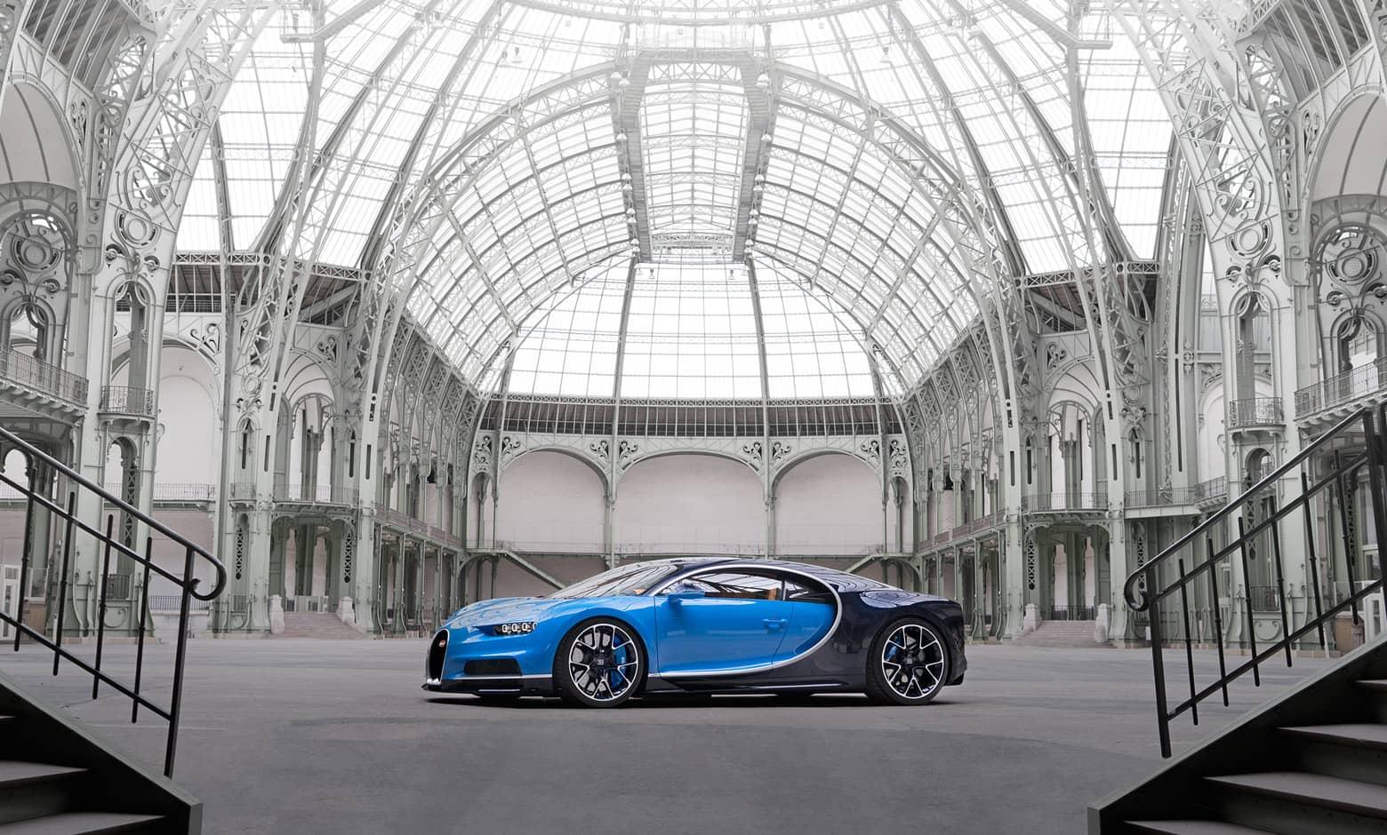 Une Bugatti Chiron et une Bugatti Vision Gran Turismo pour un seul acheteur saoudien 6