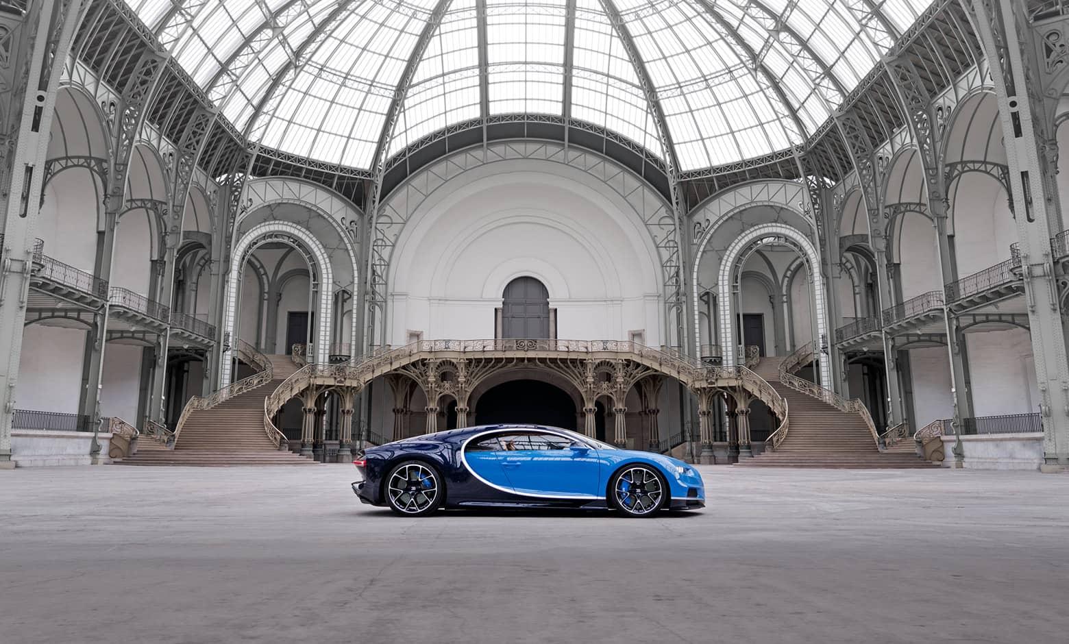 Une Bugatti Chiron et une Bugatti Vision Gran Turismo pour un seul acheteur saoudien 7