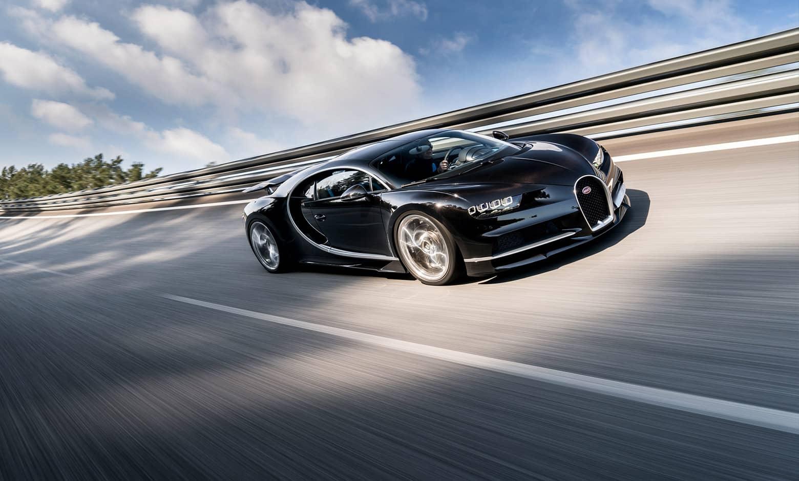 Une Bugatti Chiron et une Bugatti Vision Gran Turismo pour un seul acheteur saoudien 8