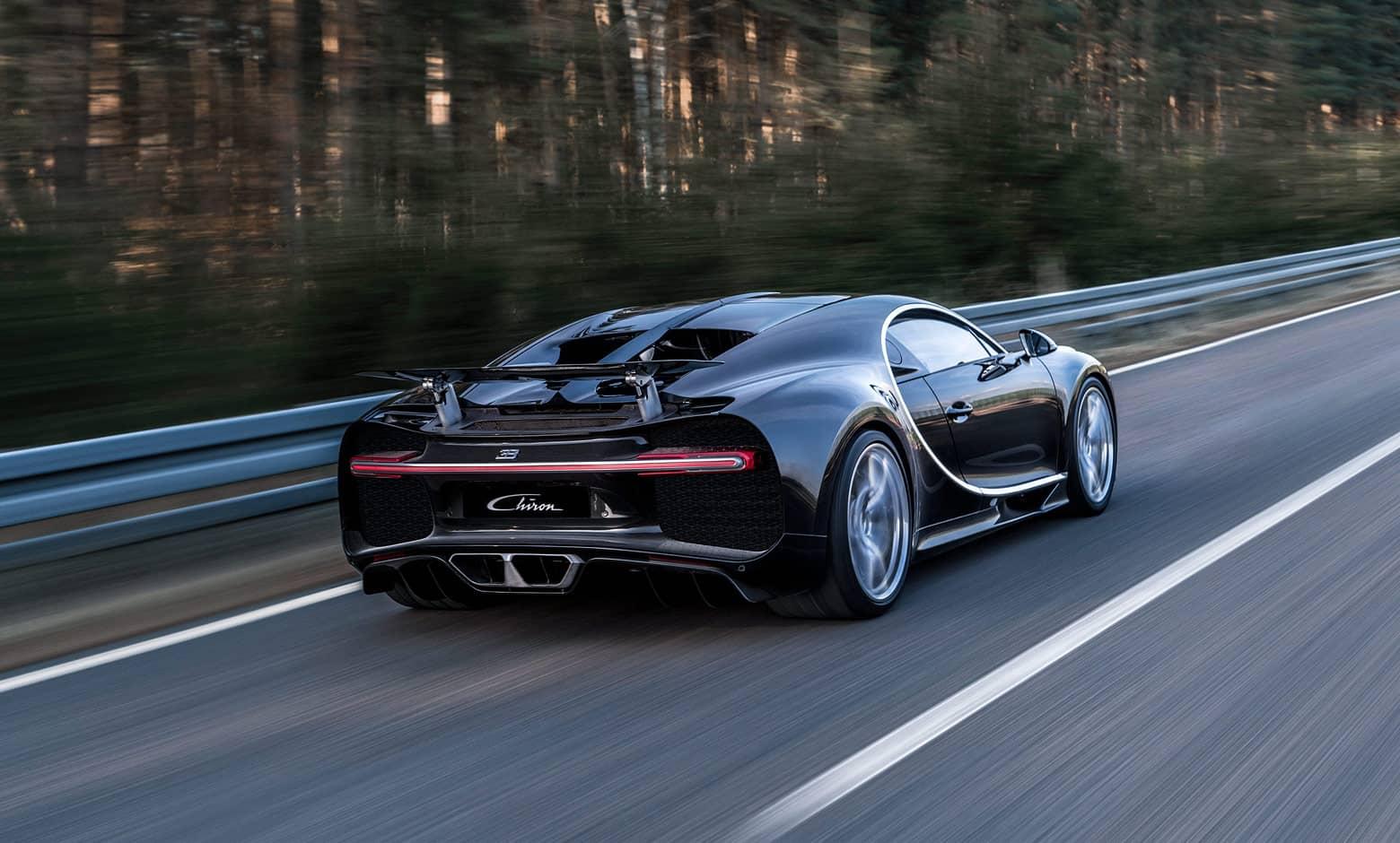 Une Bugatti Chiron et une Bugatti Vision Gran Turismo pour un seul acheteur saoudien 9