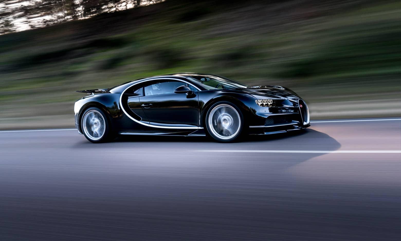 Une Bugatti Chiron et une Bugatti Vision Gran Turismo pour un seul acheteur saoudien 10