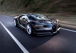 Grosse demande pour la Bugatti Chiron