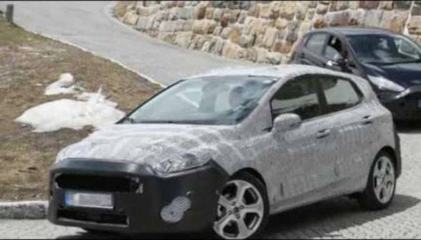 Attendue courant 2017, la nouvelle Ford Fiesta est testée partout en Europe