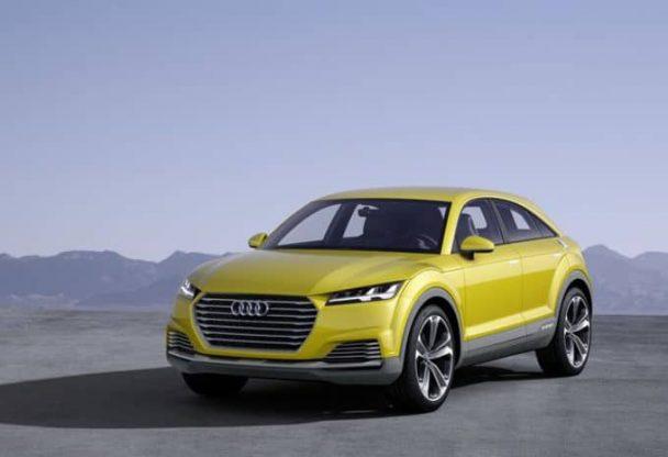 À quand le lancement du SUV Coupé Q4? Audi a déposé l'appellation