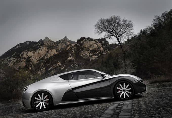 La Qiantu K50, une sportive électrique chinoise, va avoir droit à une petite série 4