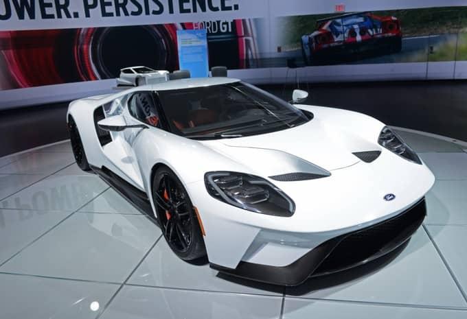 Finalement, ce n'est pas 500 exemplaires de la Ford GT qui seront produits, mais 1000