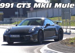 Porsche : une boîte manuelle en option pour la prochaine 911 GT3
