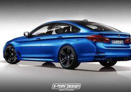 La BMW Série 5 GT sera-t-elle aussi belle que les designers l'imaginent ?