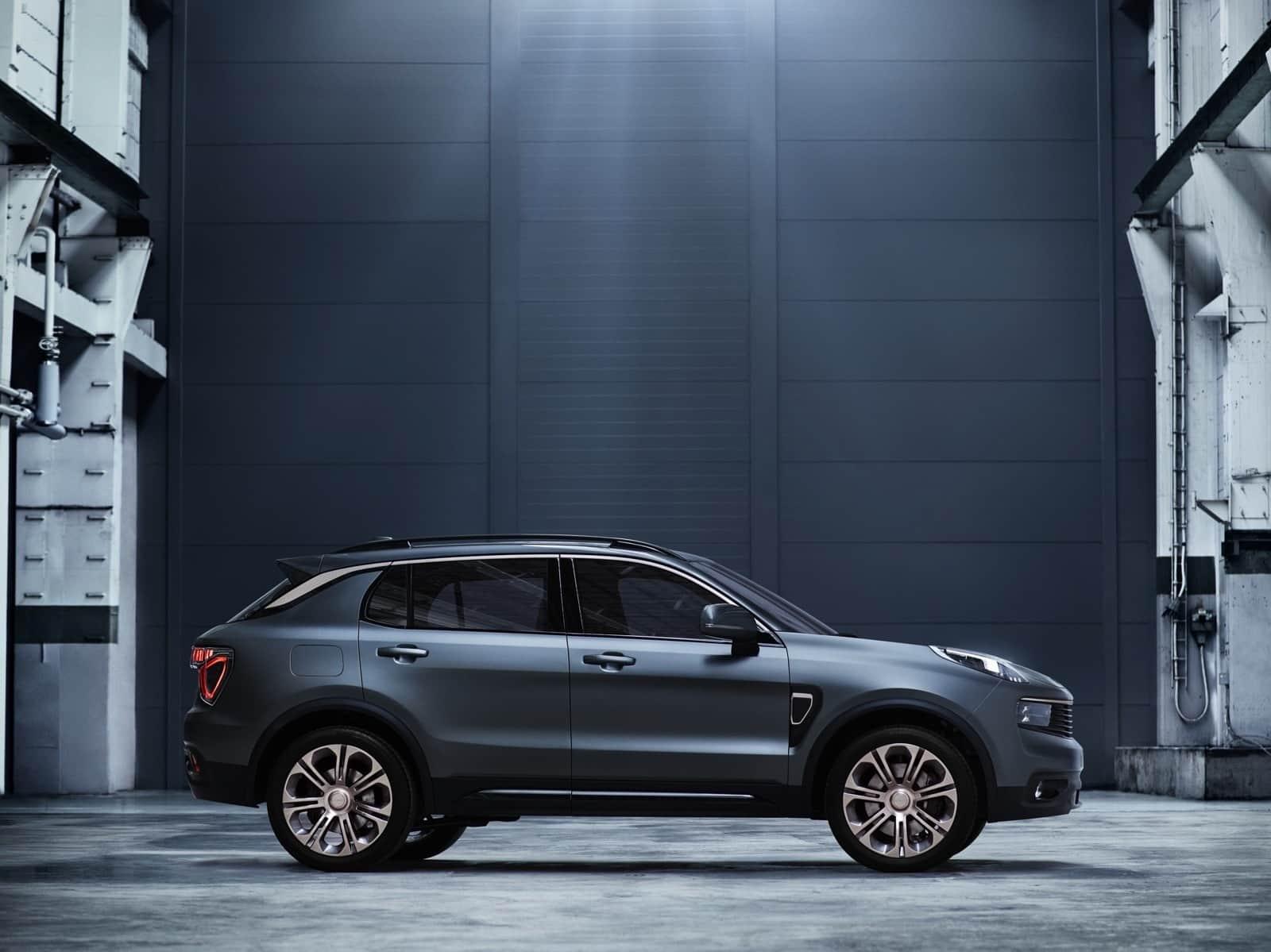 Geely : les compétences de Volvo pour les voitures électriques de Lynk & Co 2