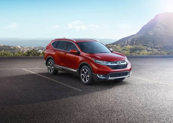 La cinquième génération du Honda CR-V se profile à l'horizon