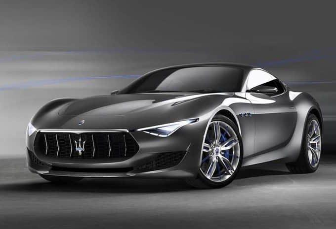 Ce n'est qu'en 2020 que le coupé Maserati Alfieri devrait être prêt