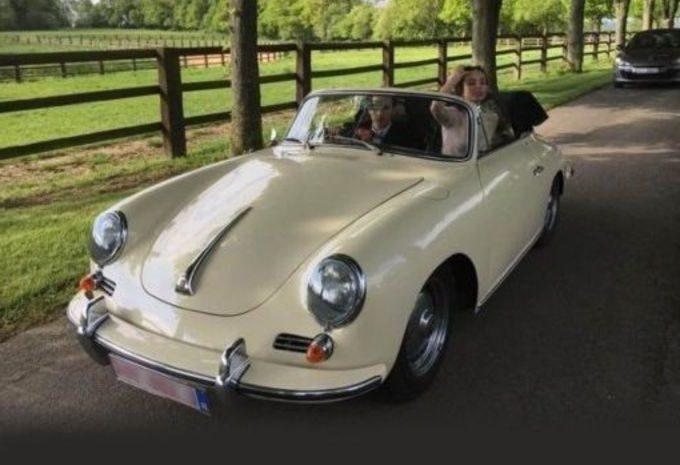 La Porsche 356B Cabriolet qui avait été volée à Knokke a été retrouvée par la police néerlandaise