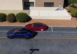 Tesla vante la sureté de la conduite autonome en publiant une vidéo