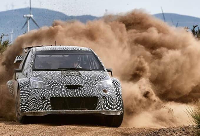 Est-ce que Toyota va lancer une version musclée de la Yaris en 2017?