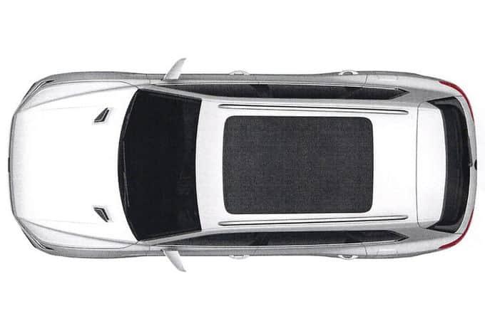 C'est en image 3D que la prochaine génération du Volkswagen Touareg se dévoile