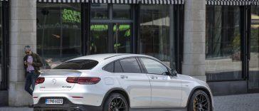 Mercedes GLK : Acteur-clé de la success-story des SUV