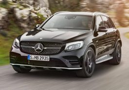 Mercedes GLC arrive dans une version 43 AMG 4Matic