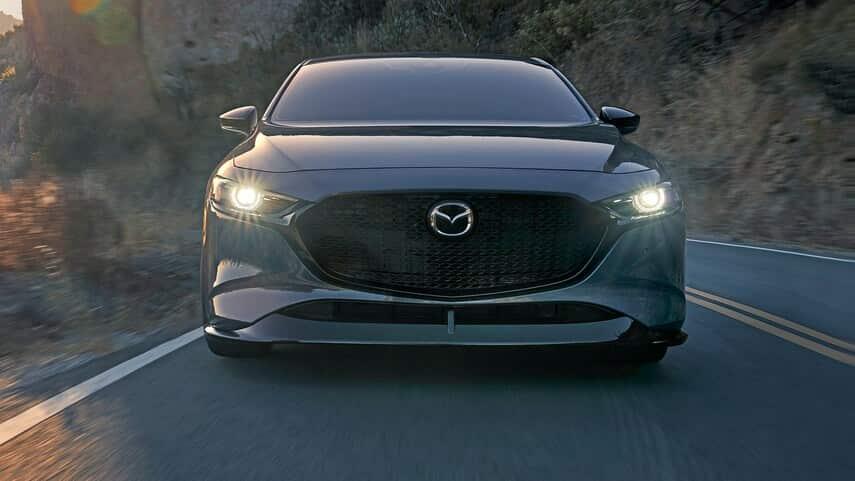 La Mazda 3 2.5 Turbo 2021 ne sera pas chère, mais elle fera partie d'une gamme de luxe.
