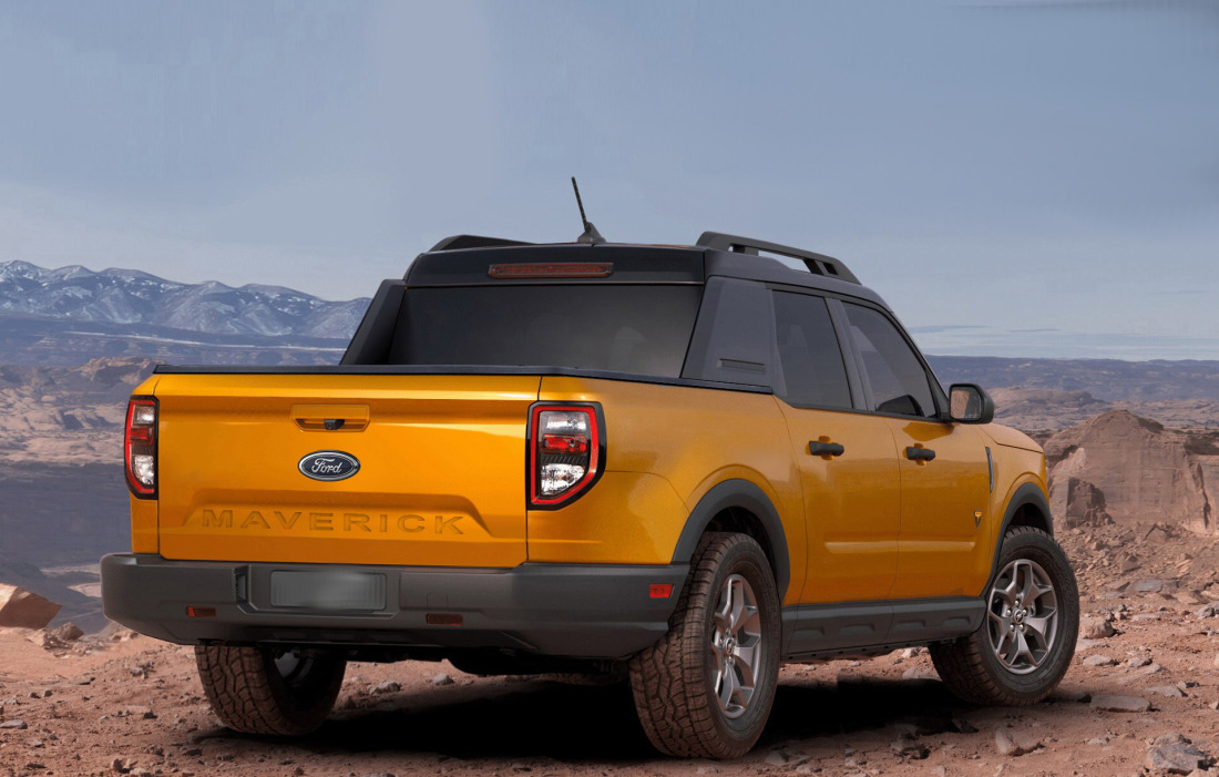 La nouvelle Ford Maverick : voici à quoi ça pourrait ressembler