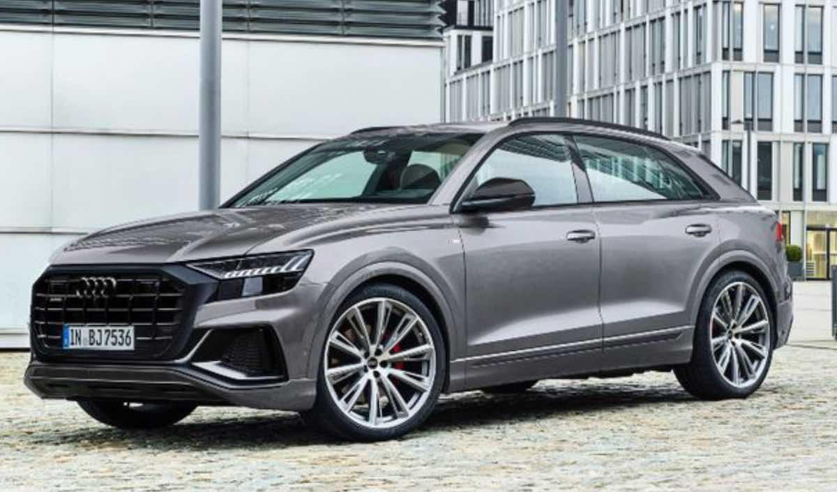 Audi 100% électrique