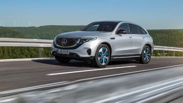 Le boîtier de la batterie n'est pas bien ajusté : Mercedes retire l'EQC du marché