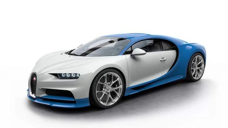 Le groupe Volkswagen vend la majorité de sa marque de luxe Bugatti.