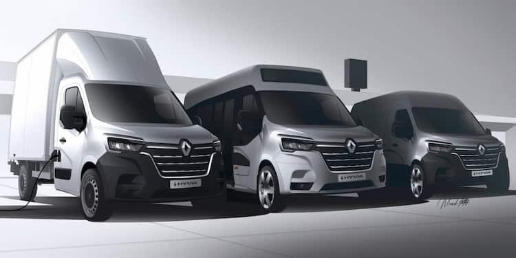 Renault et Plug Power donnent des détails sur leurs projets H2